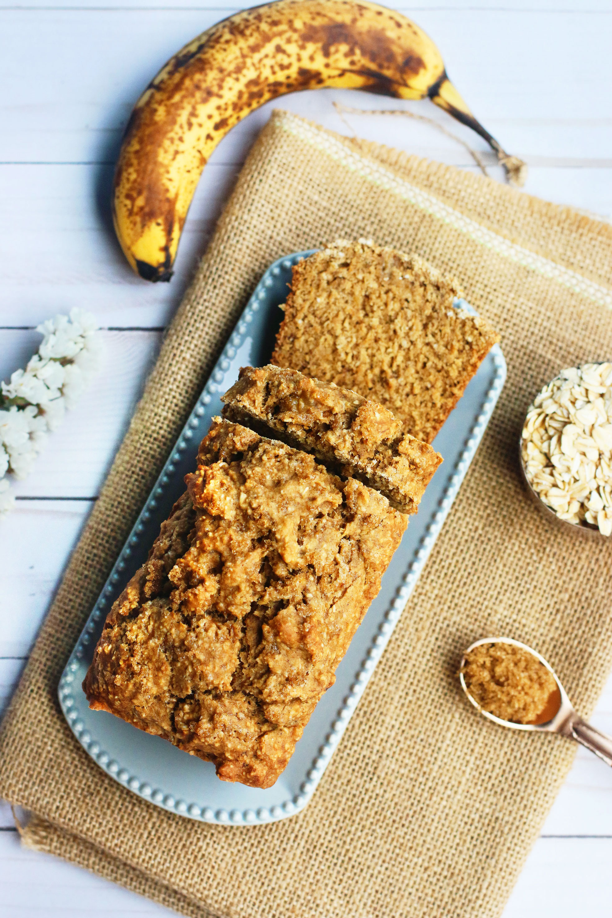 Thug kitchen maple oat banana bread herbakinglab thug kitchen vegan maple oat banana bread forumfinder Images