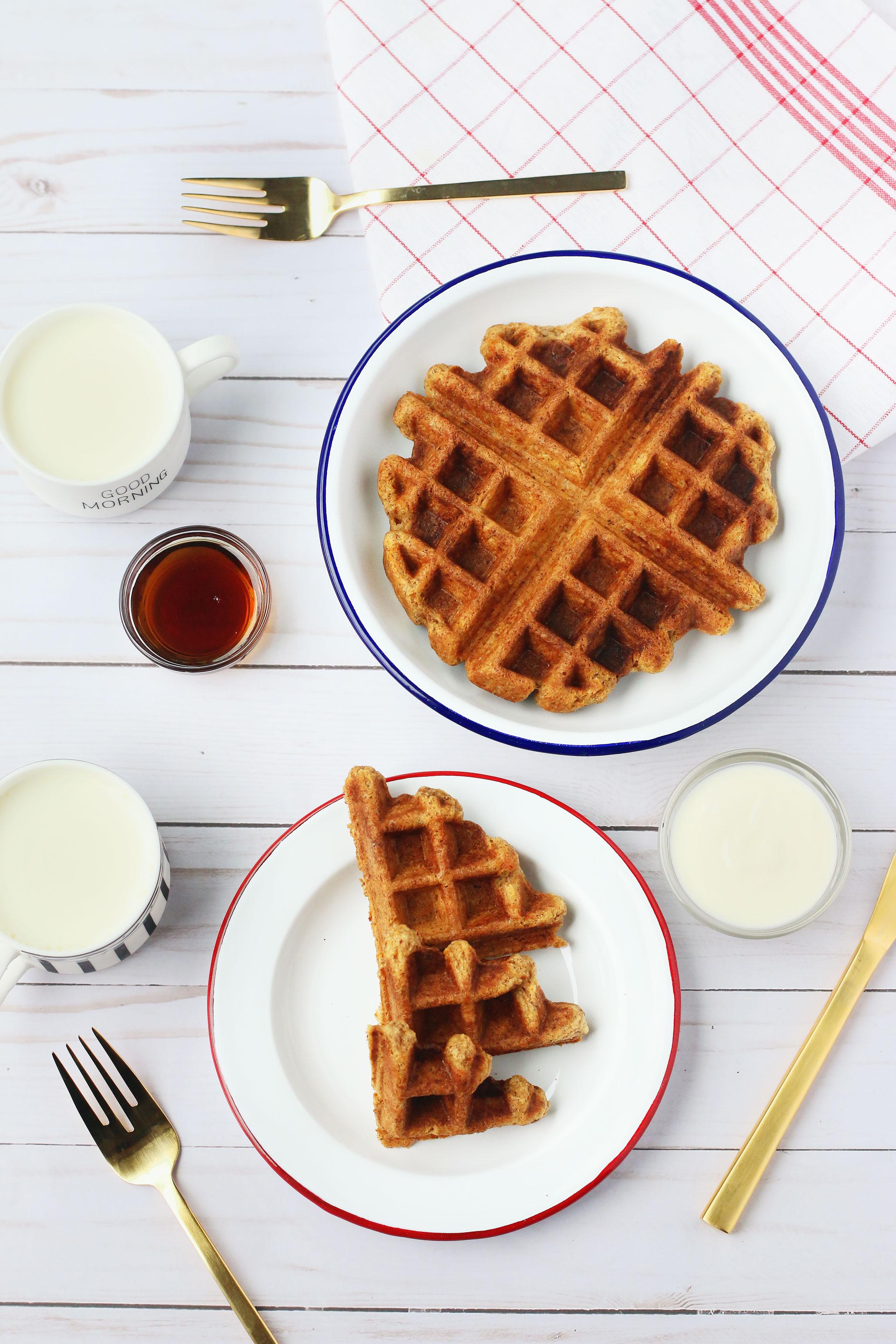 love-and-lemons-cookbook-vegan-carrot-waffles