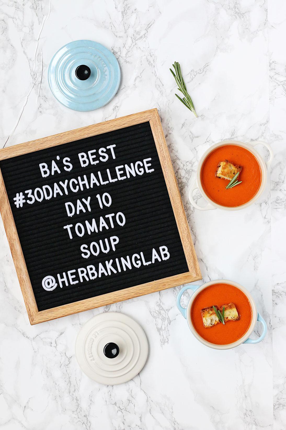 #ba30daychallenge-bon-appetit-best-recipes-day-10-tomato-soup