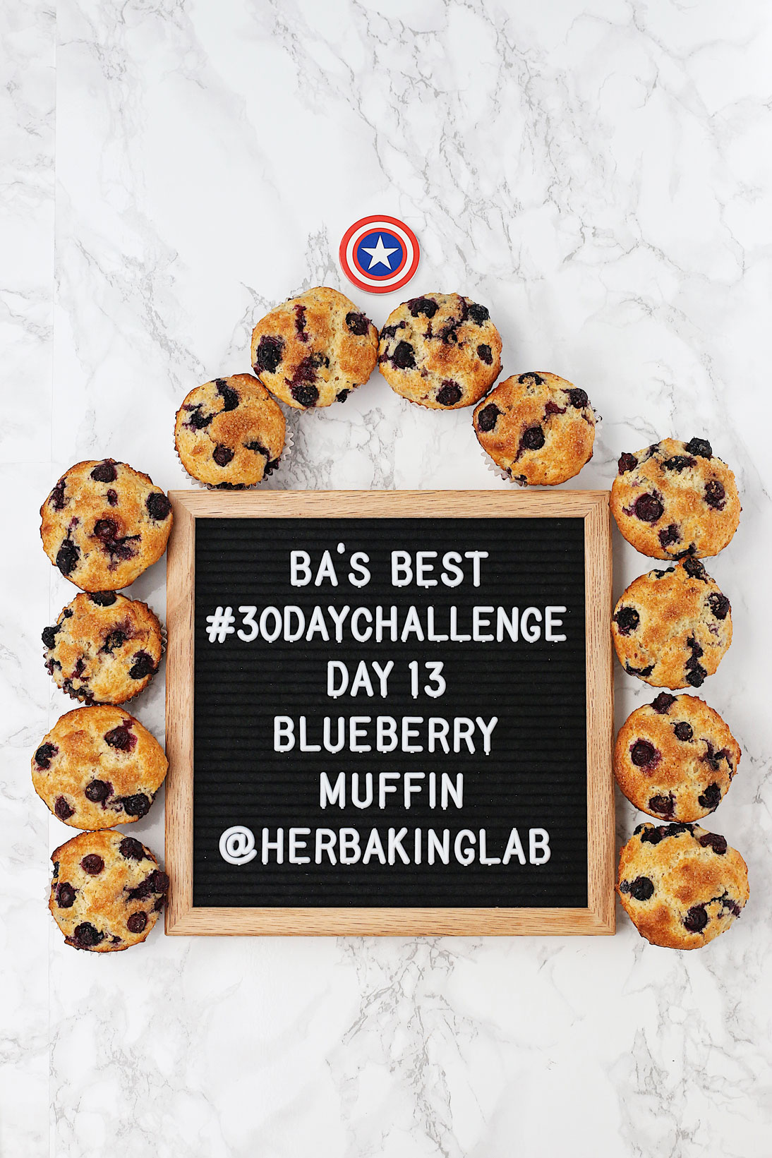 #ba30daychallenge-bon-appetit-best-recipes-day-13-blueberry-muffin