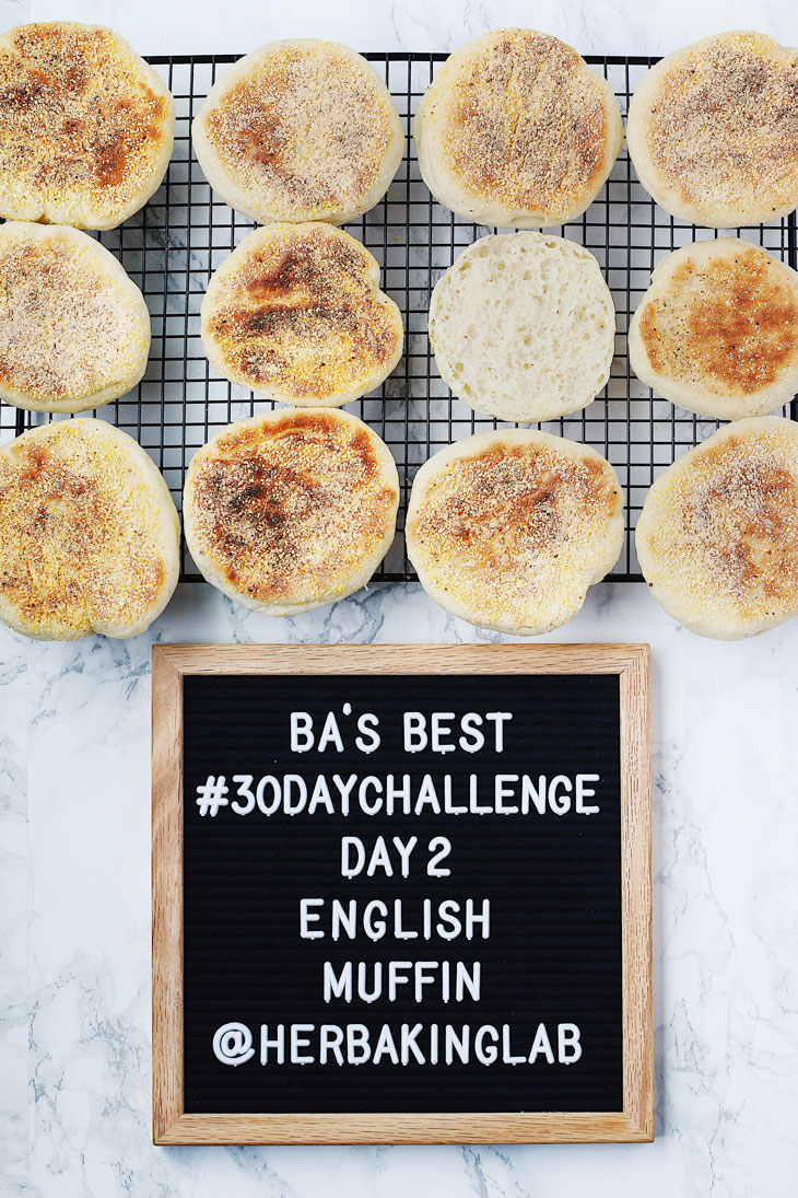 #ba30daychallenge-bon-appetit-best-recipes-day-2-english-muffin
