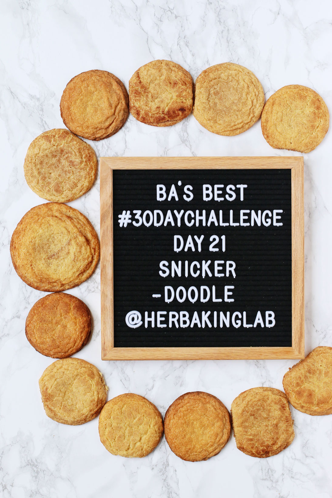 #ba30daychallenge-bon-appetit-best-recipes-day-21-snickerdoodle