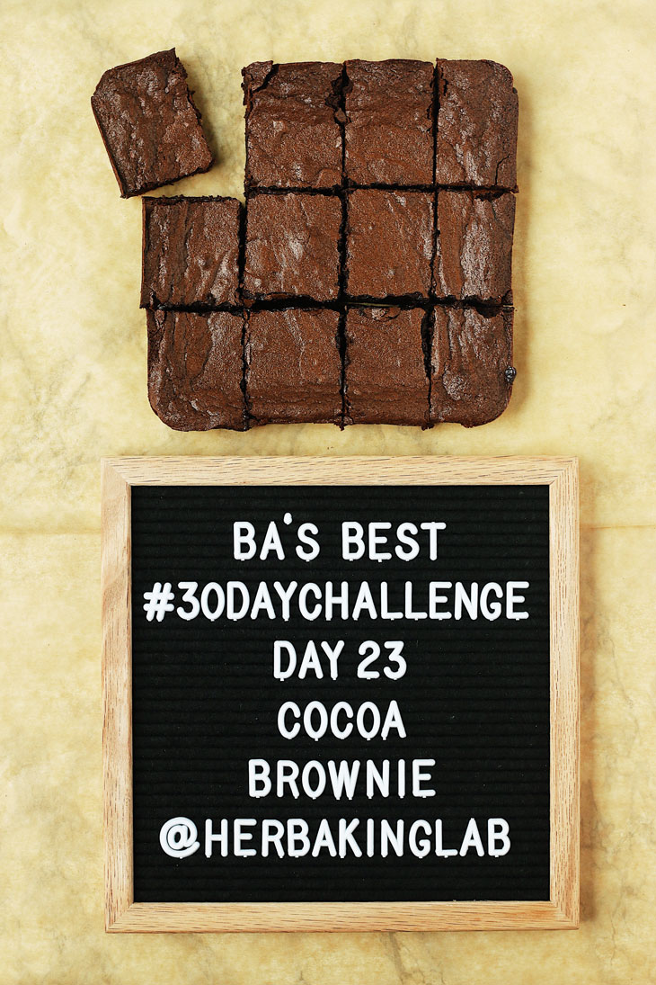 #ba30daychallenge-bon-appetit-best-recipes-day-23-cocoa-brownies