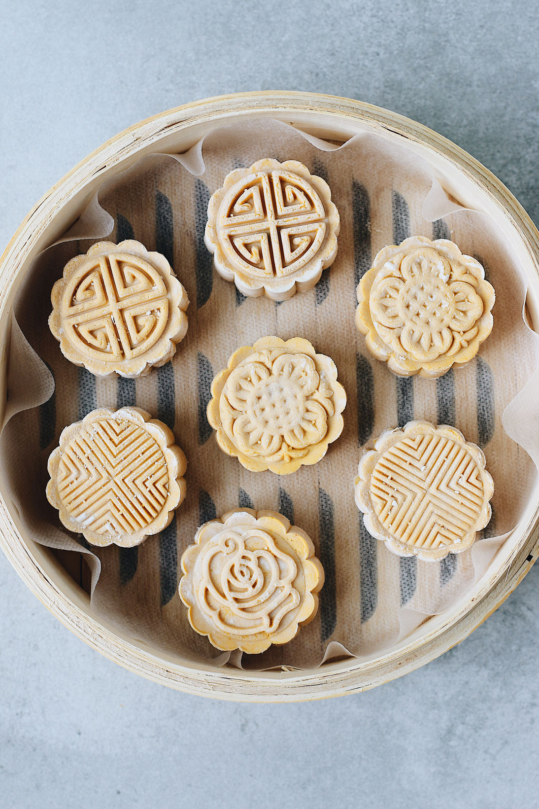 unconventional-pumpkin-&-purple-yam-mooncake-before-steaming