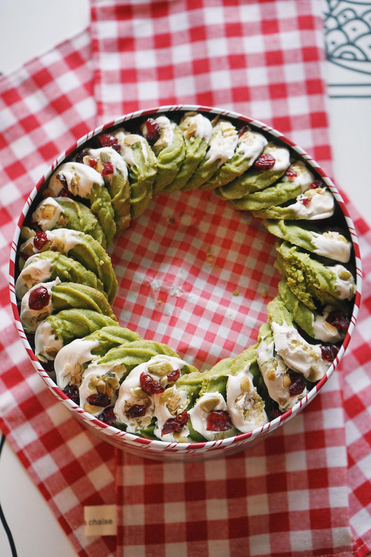 Herbakinglab-Matcha-Christmas-Wreath-Shortbread-old