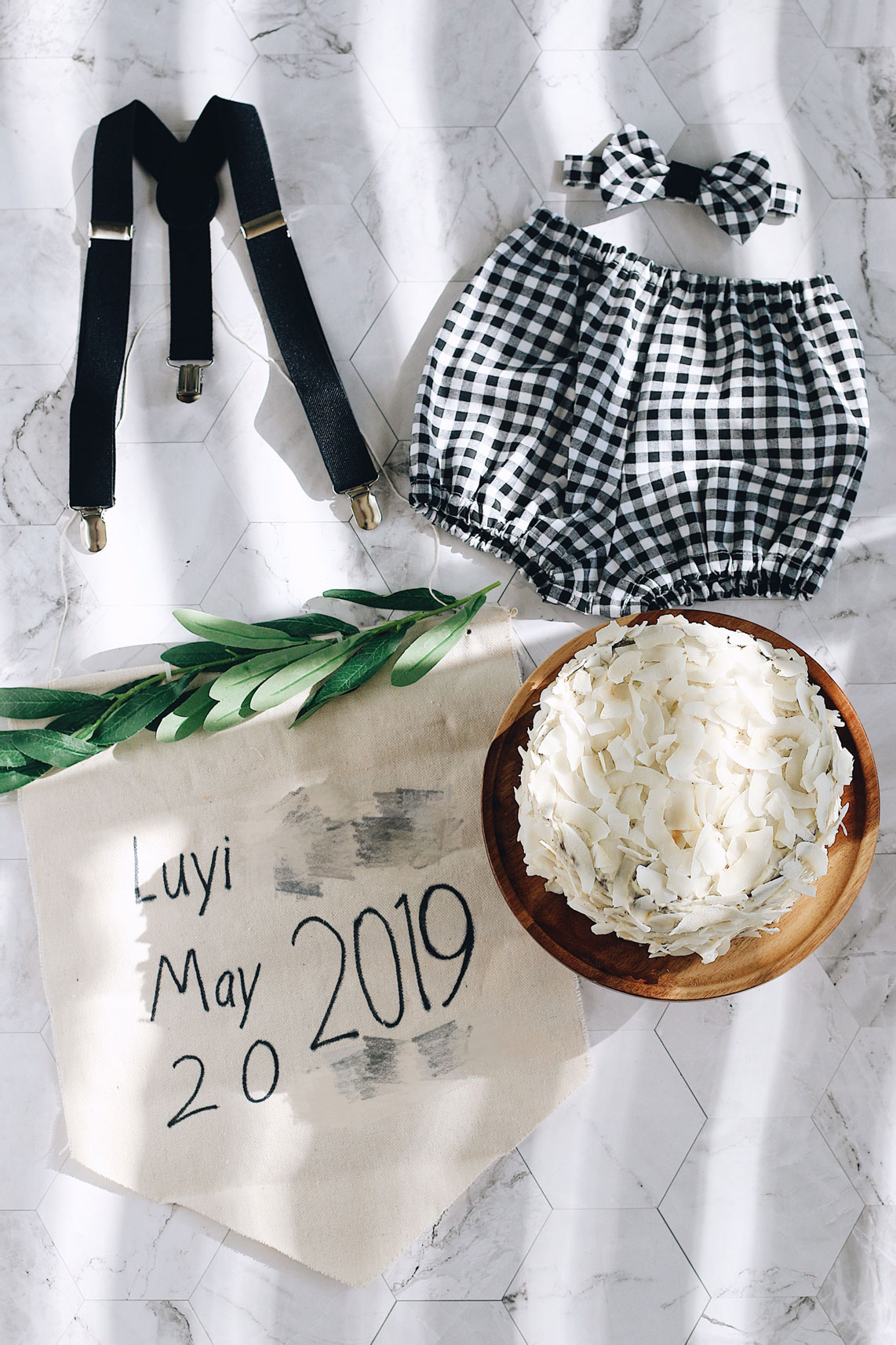 herbakinglab-little-croissant-first-birthday-set-up-flatlay