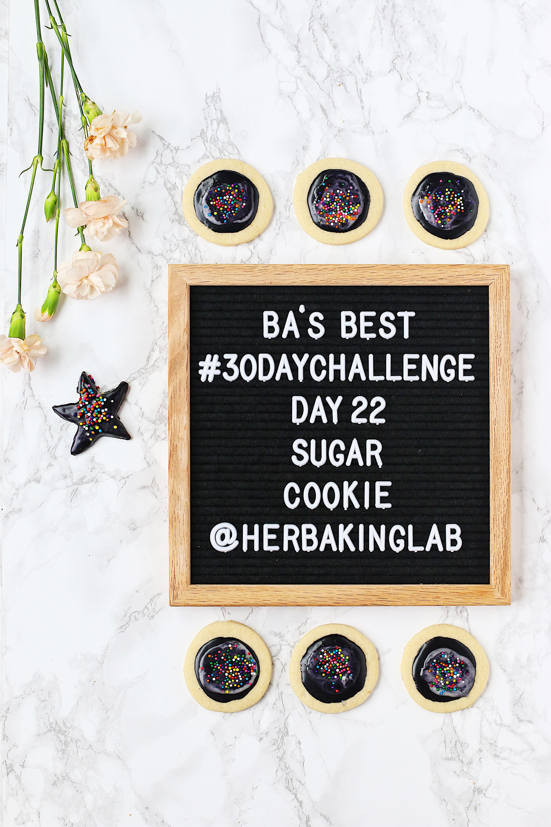 #ba30daychallenge-bon-appetit-best-recipes-day-22-sugar-cookie