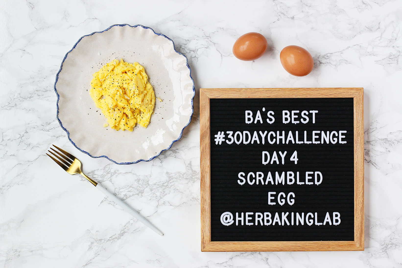 #ba30daychallenge-bon-appetit-best-recipes-day-4-scrambled-egg
