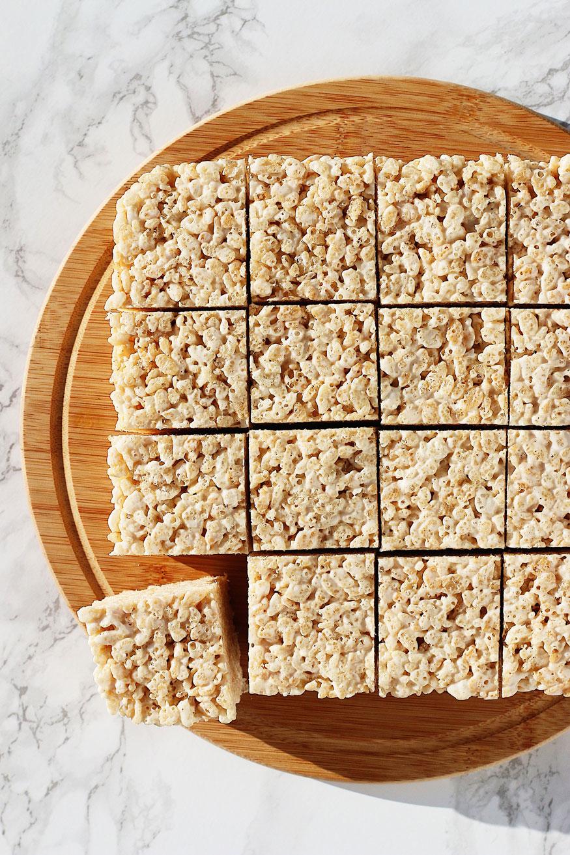 food52-genius-dessert-smitten-kitchen-brown-butter-marshmallow-rice-crispy