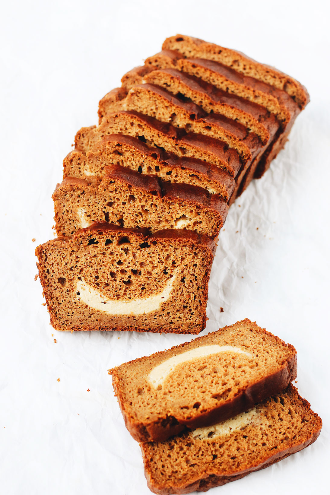Pumpkin-Spice-Bread-with-Cream-Cheese-Swirl